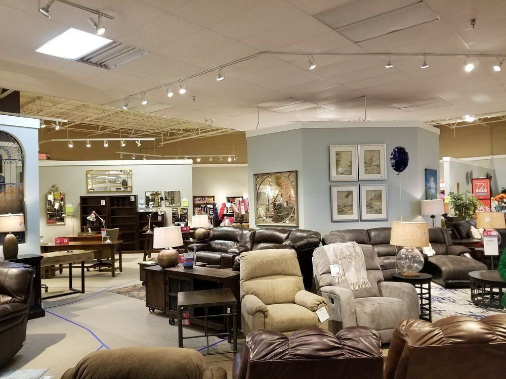 ashley homestore 69 photos 36 reviews furniture stores 2132 gunbarrel rd chattanooga. Black Bedroom Furniture Sets. Home Design Ideas