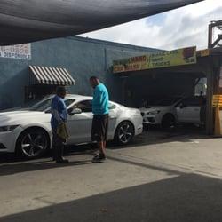 Morales Carwash Closed Car Wash 10964 S Main St Broadway