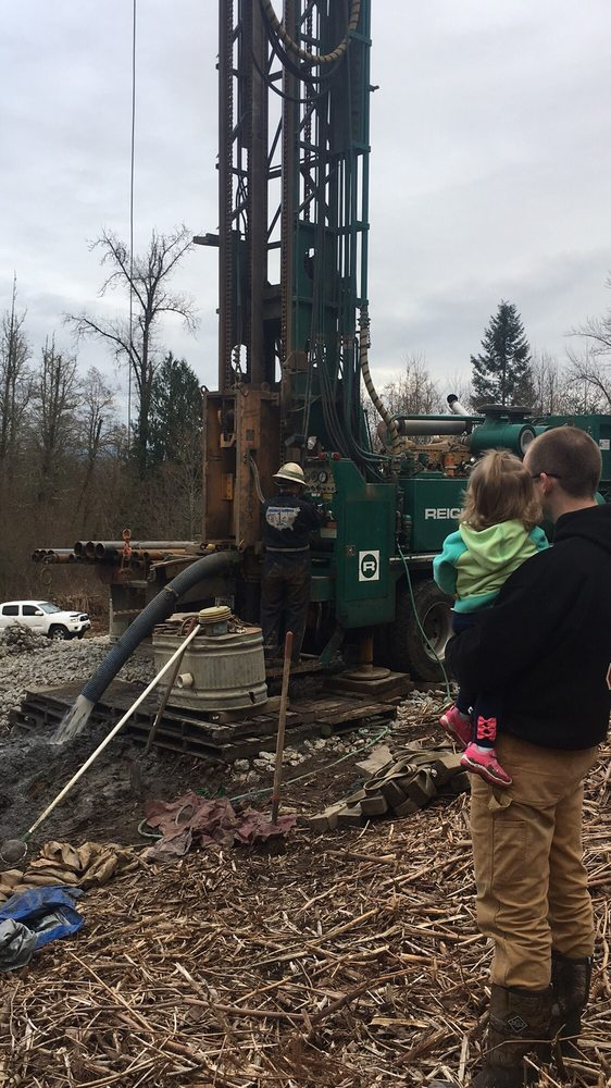 Barker Drilling: 20793 English Rd, Mount Vernon, WA