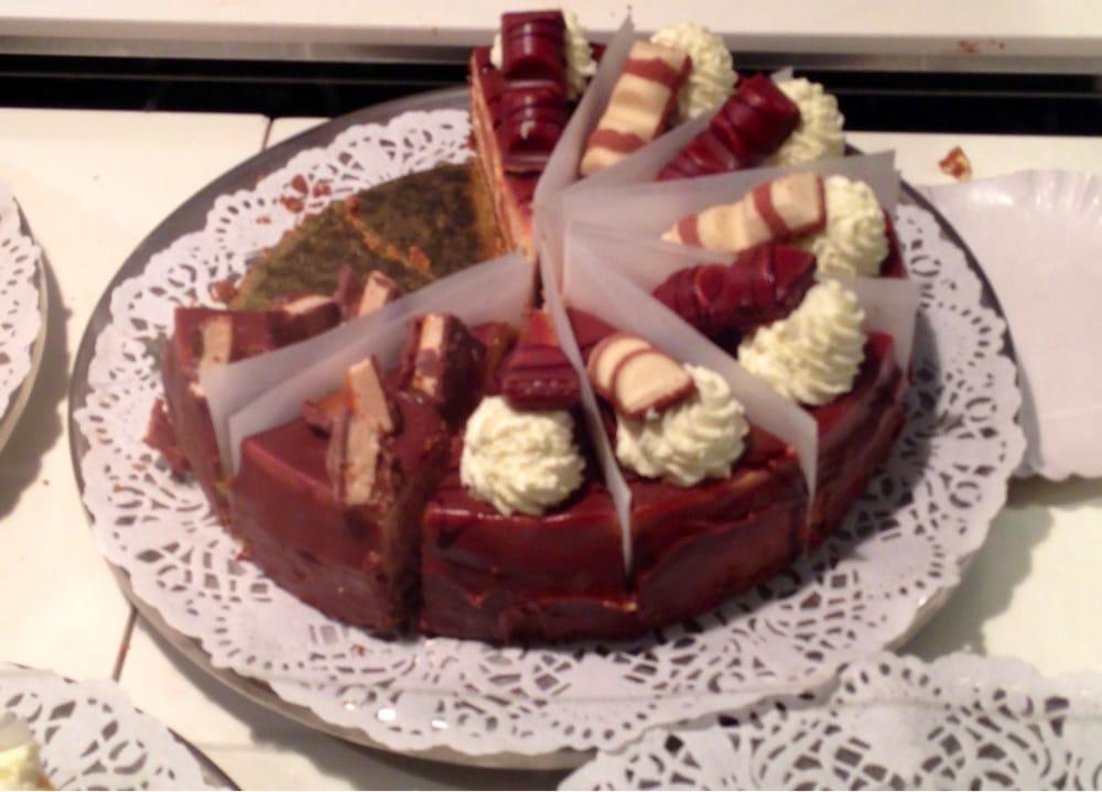 Recette Cake Schokobons