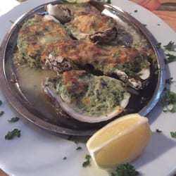 Photo Of Coasters Bar Grill Santee Sc United States Oysters Rockefeller