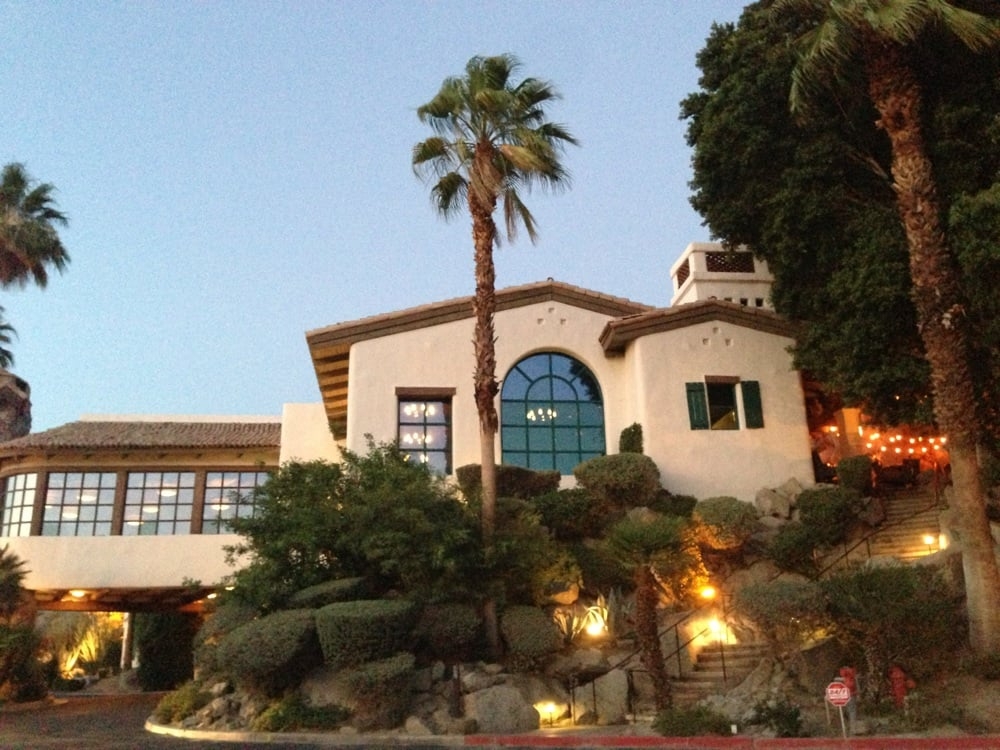 Cliff House La Quinta Exterior Of The Restaurant Yelp