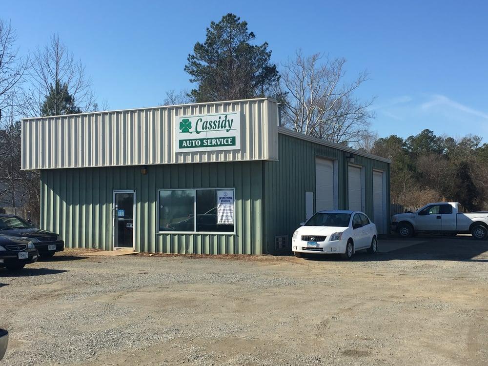 Cassidy Auto Service: 7241 Richmond Tappahannock Hwy, Aylett, VA