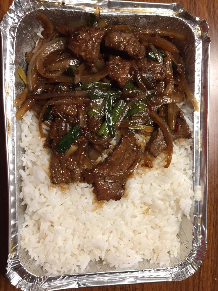 China Restaurant: 192 Clarksville Station, Clarkesville, GA