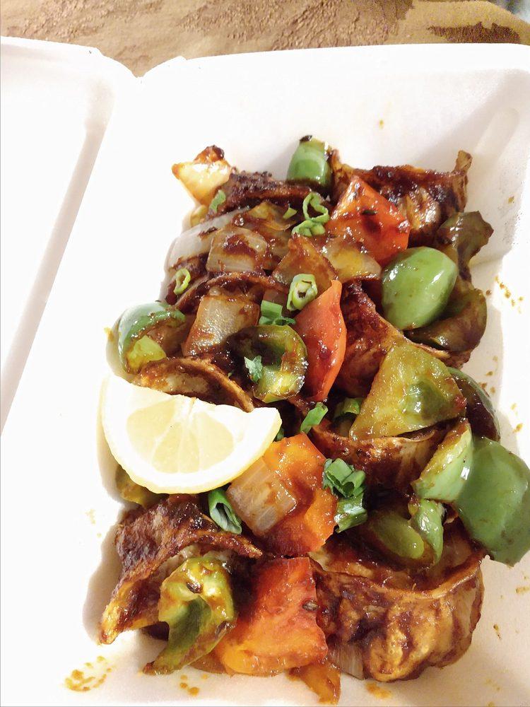 Chili Chicken MoMo - Yelp