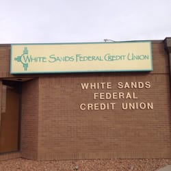 White Sands Federal Credit Union Banks Credit Unions 4545