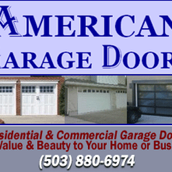 Photo Of American Garage Doors   Portland, OR, United States