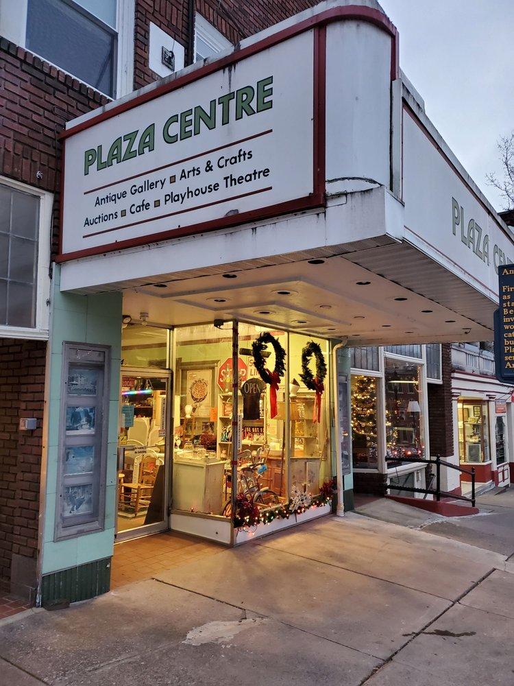 Plaza Centre Antiques: 124-130 W High St, Bellefonte, PA