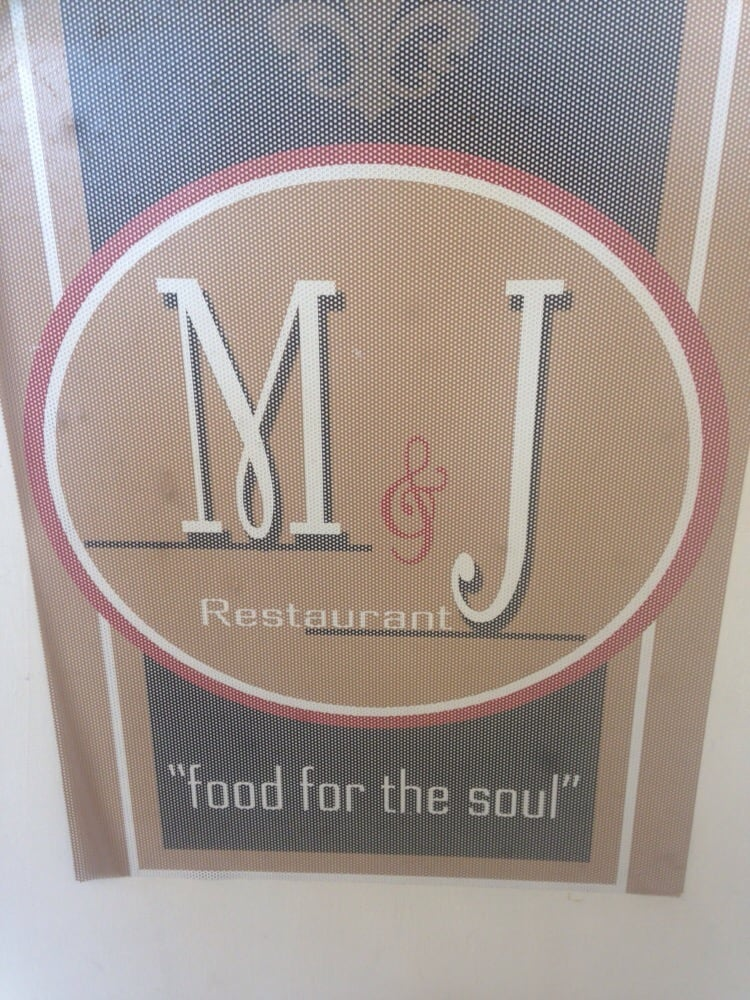 M J Soul Food Restaurant New Orleans La