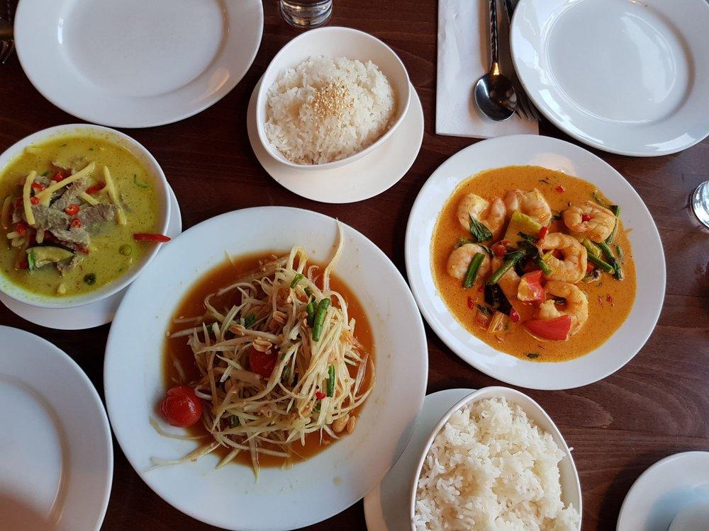 Taste Of Siam: 45 Camden High Street, London, XGL