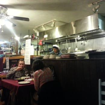 Italian Restaurant Pineola Menu