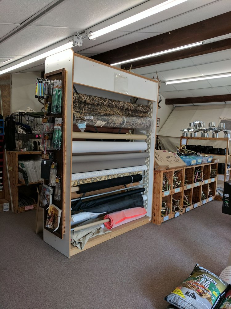 large stock of canvas and awning materials yelp