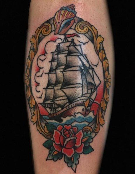 Three Kings Tattoo: 572 Manhattan Ave, Brooklyn, NY