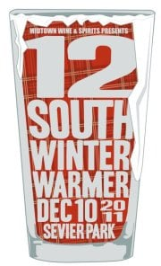 12 South Winter Warmer