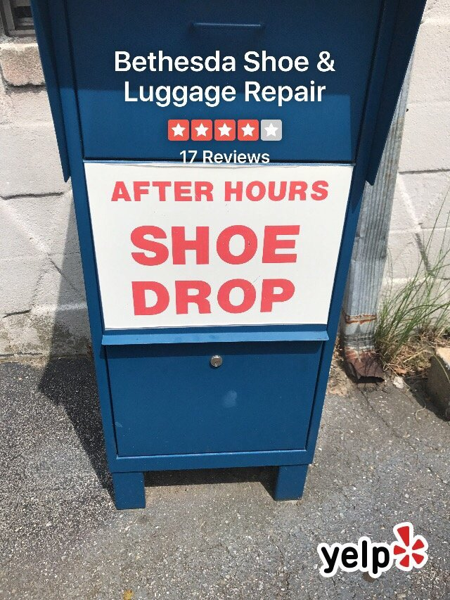 Bethesda Shoe Luggage Repair Bethesda Md
