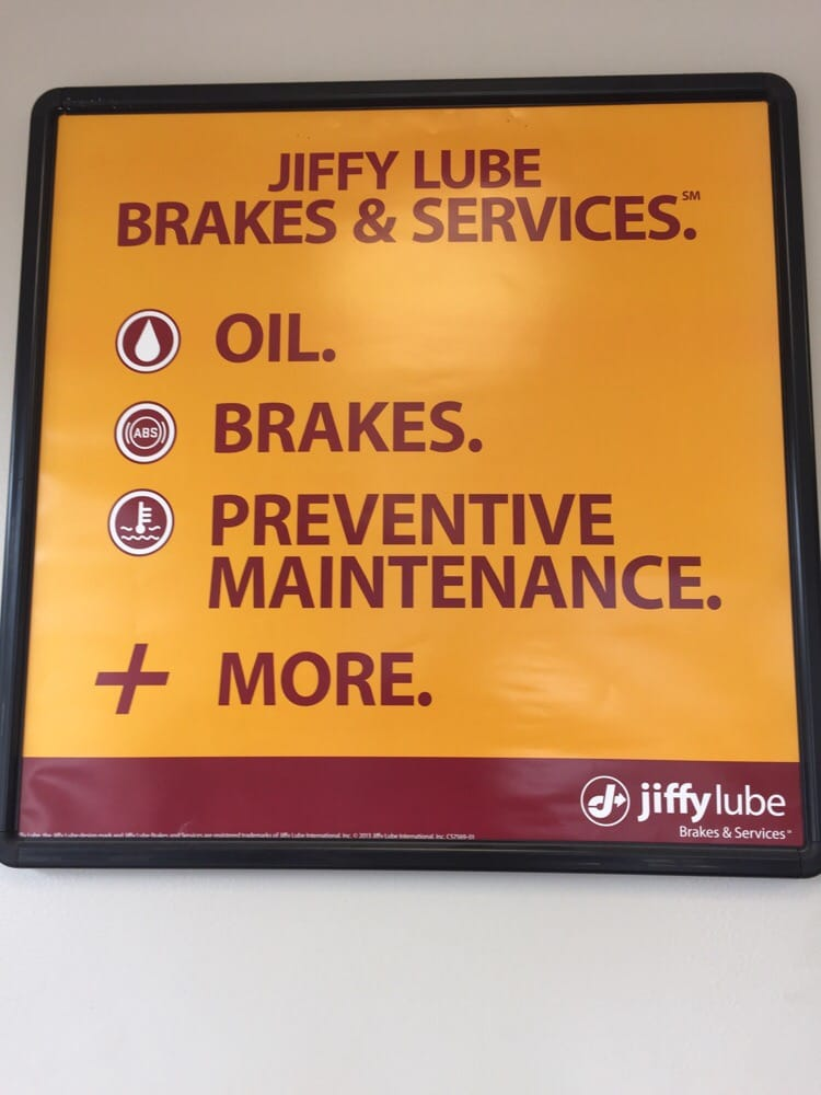 Ends: 12/31/18 Details: Get $15 Off Any Blend or Synthetic Oil narmaformcap.tkes Blend, High Mileage, or Full Synthetic Oil. Additional charge for 4x4s. Valid at participating Jiffy Lube locations.