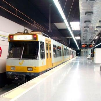 Estaci n de metro torrent avinguda transporte p blico - Calle torrente valencia ...