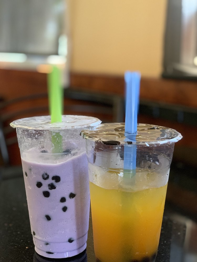 Social Spots from Sushi King and Boba Tea Zone