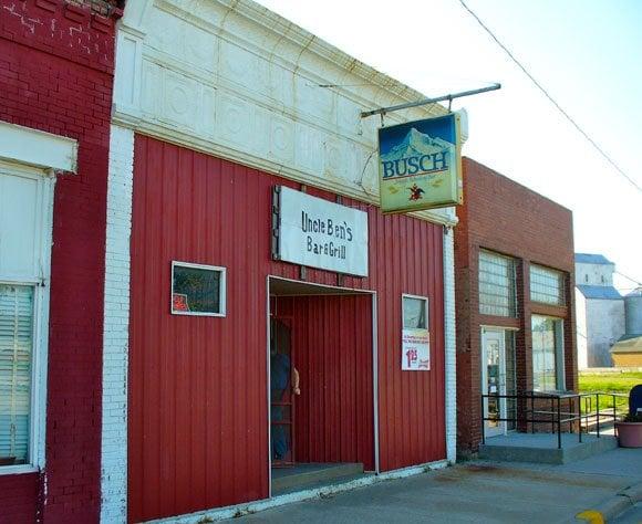 Uncle Ben's: 518 Clay St, Bronson, KS