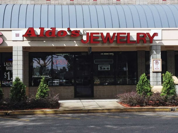 front of aldo 39 s fine jewelry store in orlando fl yelp