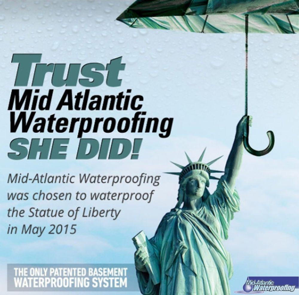 mid atlantic waterproofing 26 photos 12 reviews damage