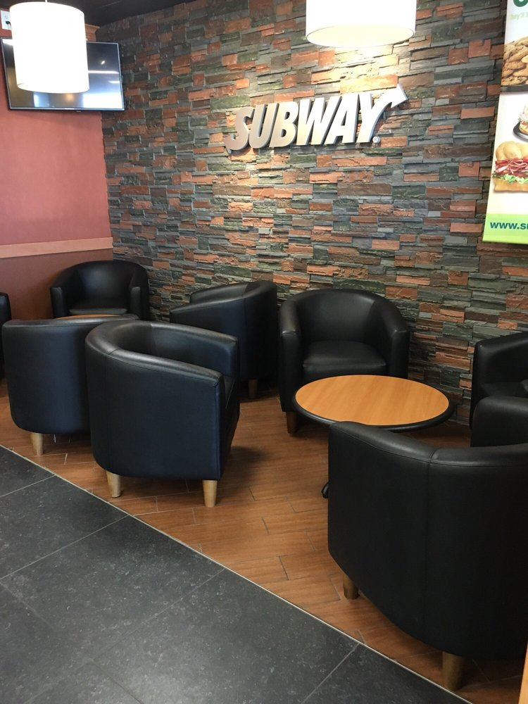 Subway: 2321 Charles St, Anderson, IN