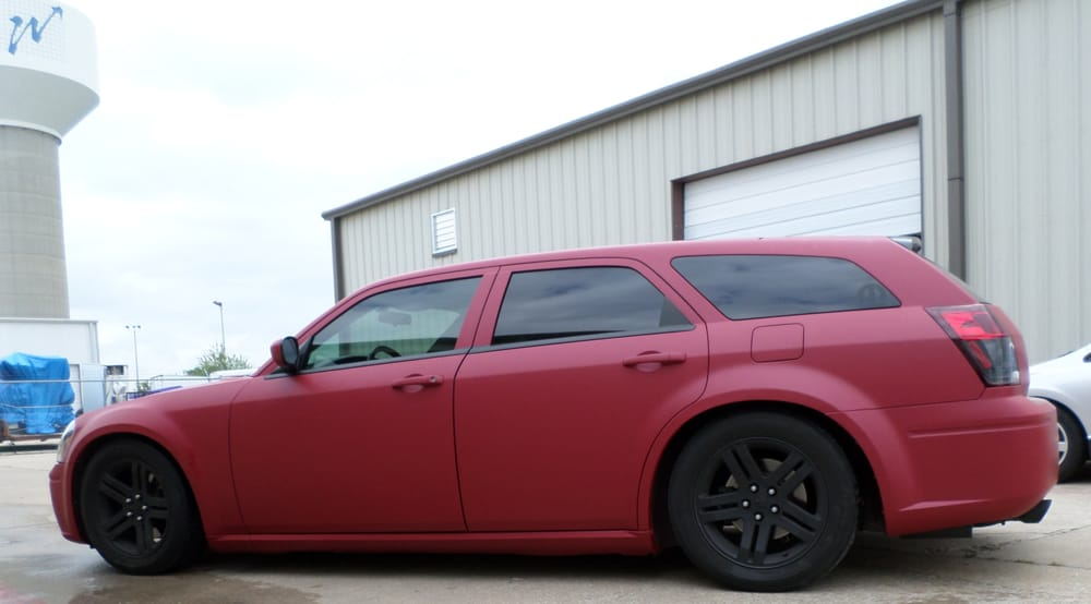 Dodge Magnum Avery Matte Red Yelp