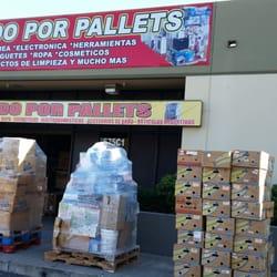 Todo Por Pallets - Wholesale Stores - 675 Anita St, Otay