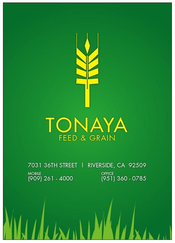 Tonaya Feed and Grain: 7031 36th St, Riverside, CA