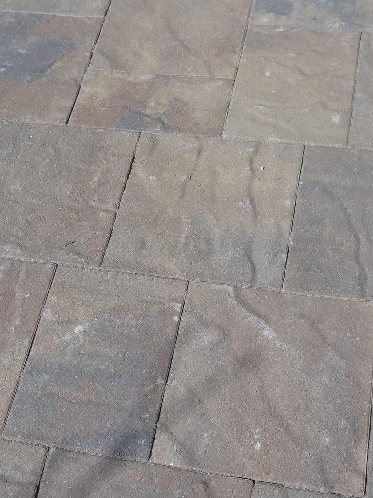 Photo Of Black Diamond Paver Stones Landscape San Mateo Ca United States