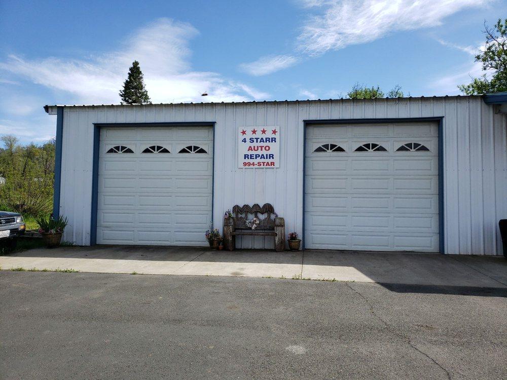 Four Starr Auto Repair: 16235 Main St, Lower Lake, CA