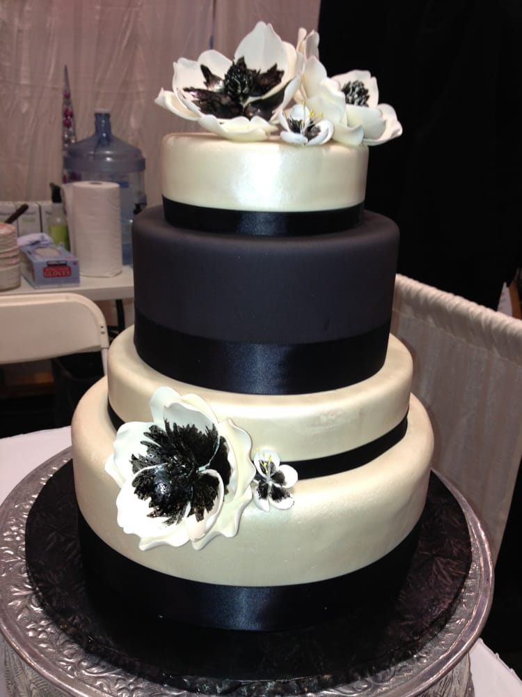 wedding cakes san jose california black and white wedding cake san jose yelp 25427
