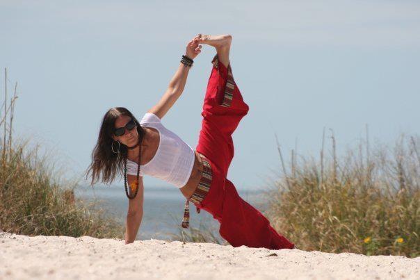 Social Spots from Samadhi Yoga Center