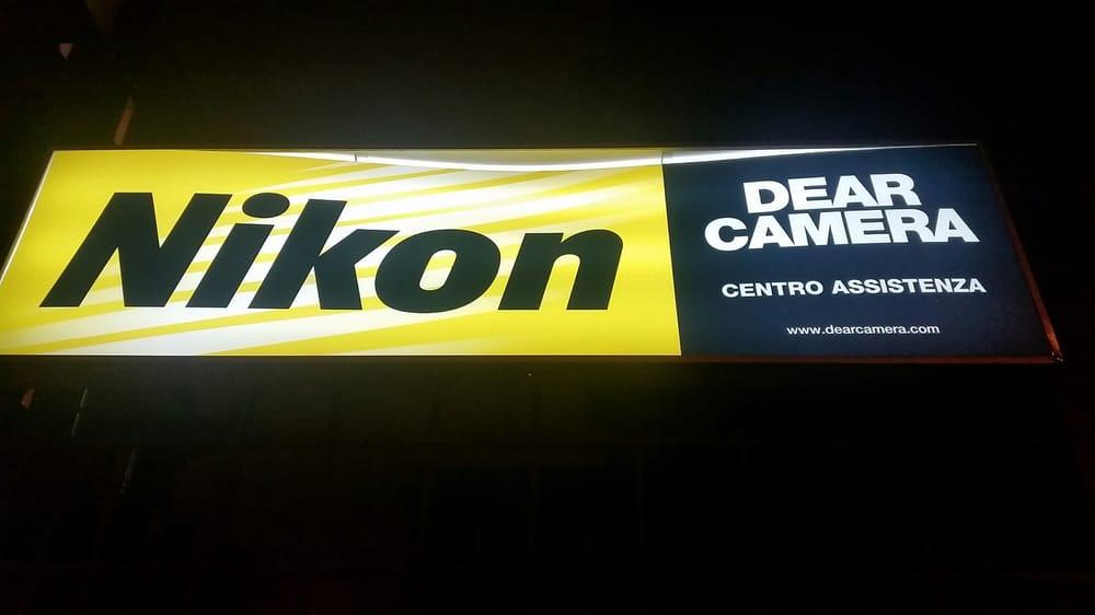 Centro Assistenza Nikon Roma.Dear Camera Stampa Foto Servizi Fotografici Via Giuseppe Manno