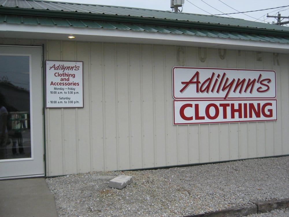Adilnn's Clothing: 1220 S Main St, El Dorado Springs, MO