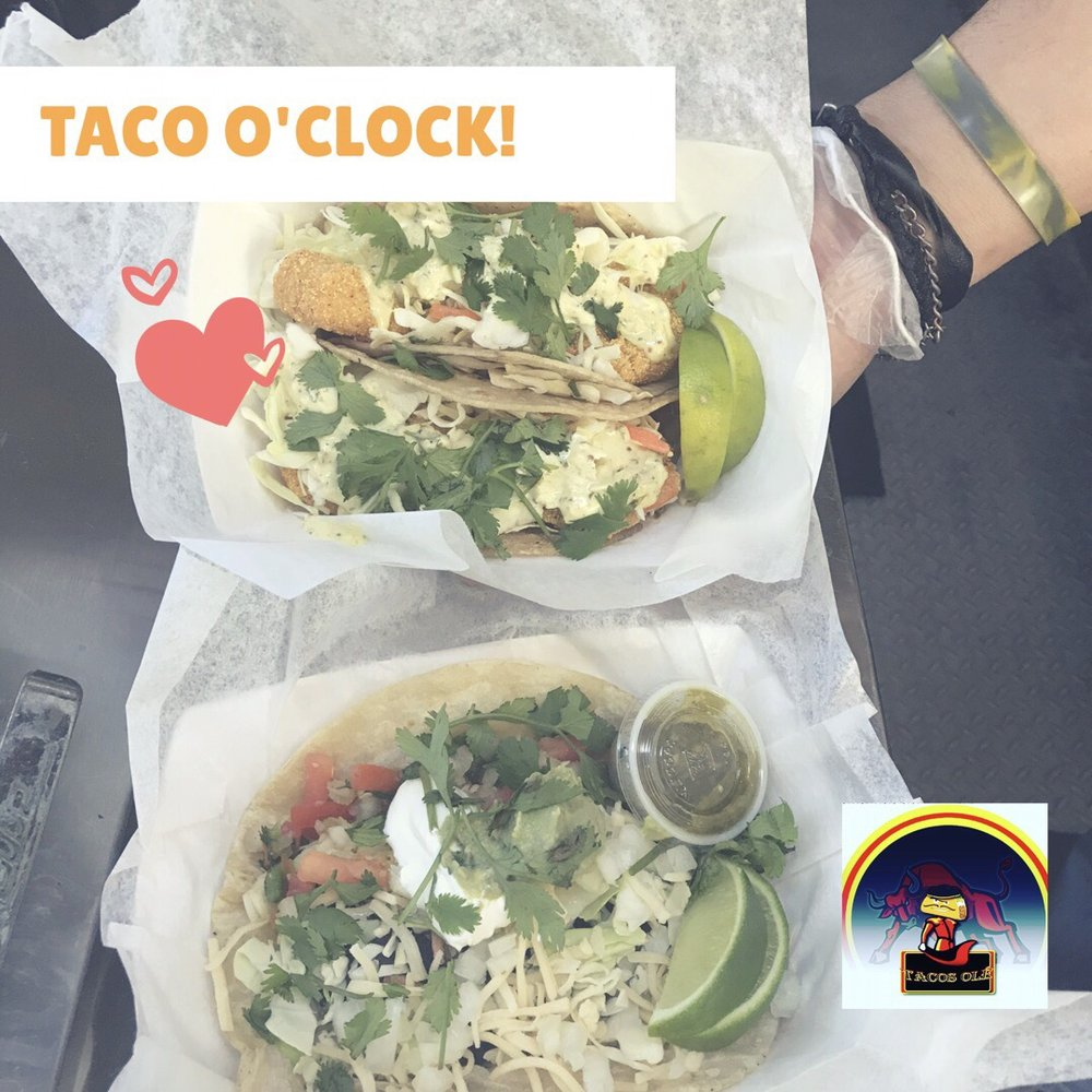 Tacos Ole': 12152 Greenspoint Dr, Houston, TX