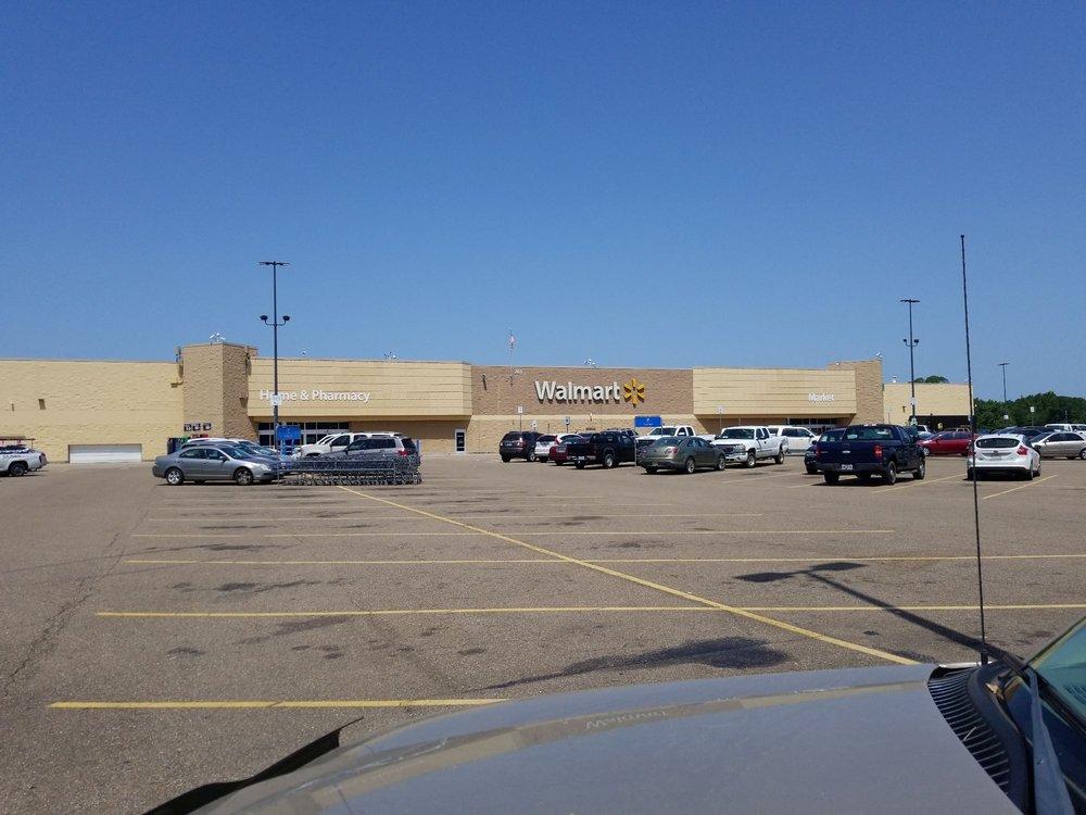 Walmart Supercenter: 201 Loop 59, Atlanta, TX