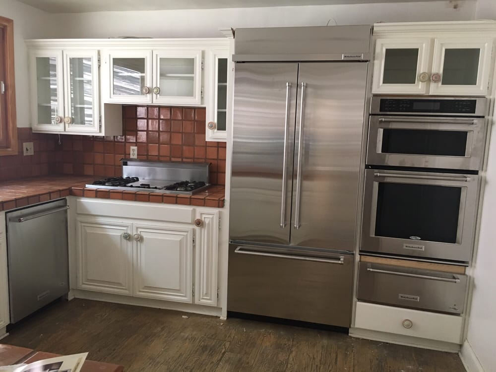 Pacific Sales Kitchenaid Appliances Fridge Oven