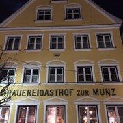 Restaurant Brauereigasthof Zur Münz 19 Fotos 14 Beiträge