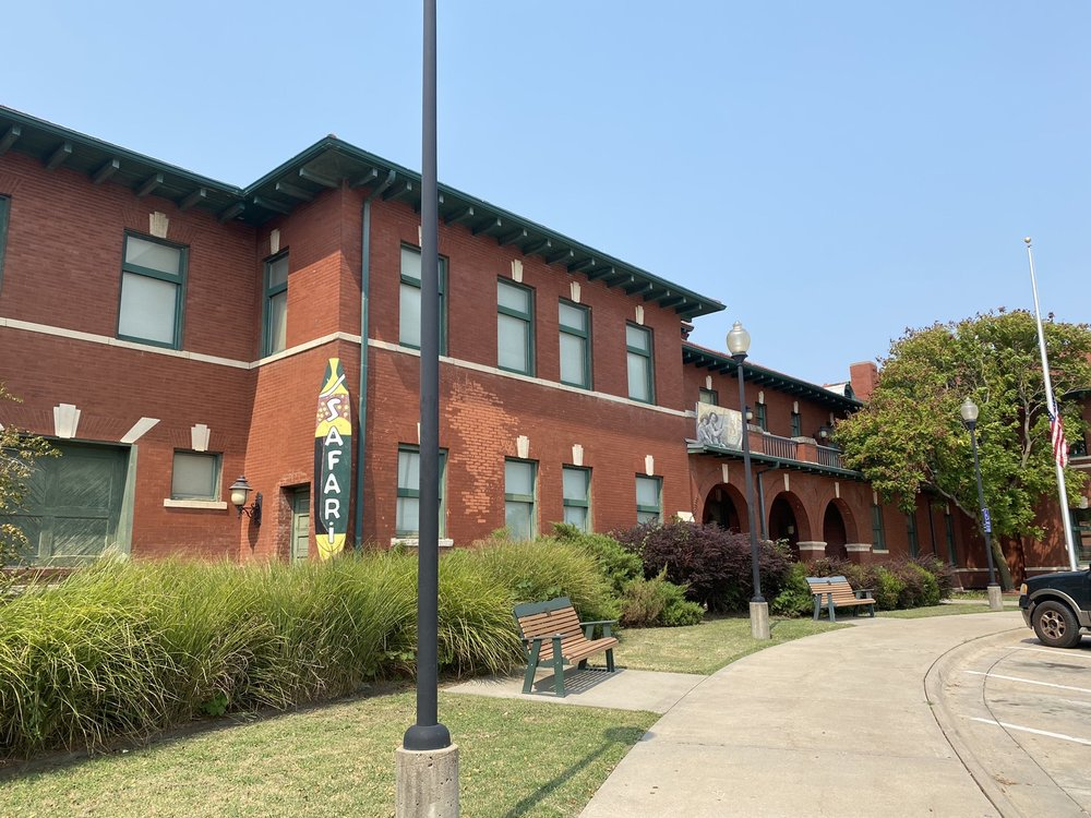 Martin and Osa Johnson Safari Museum: 111 N Lincoln Ave, Chanute, KS