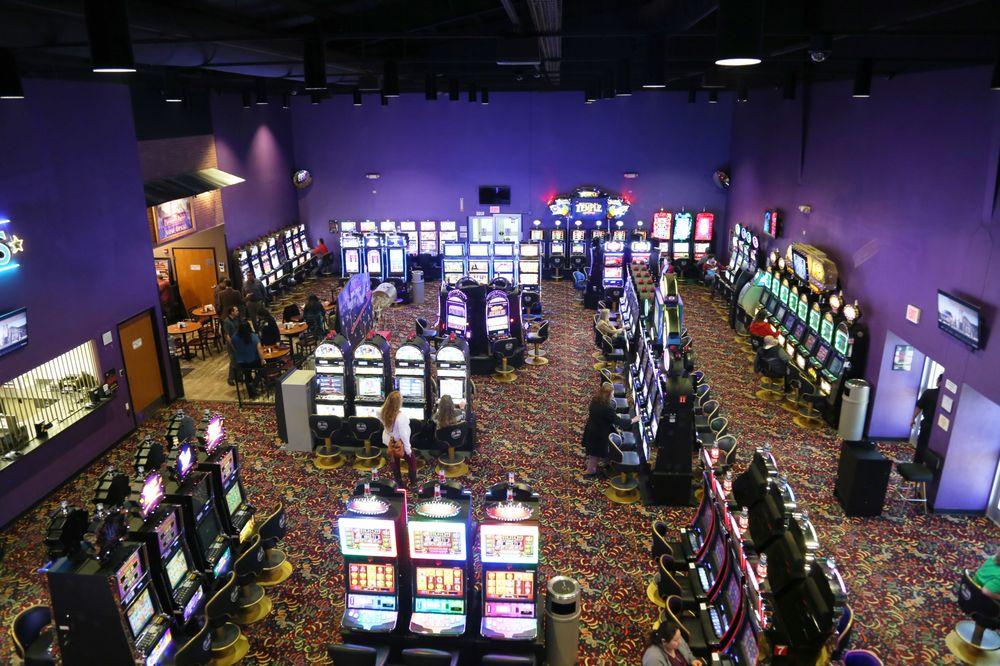 Sac and Fox Nation Casino: 356120 E 926th Rd, Stroud, OK