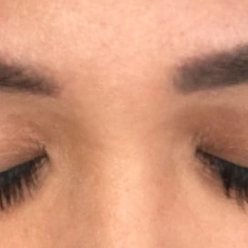 f6139c57644 Photo of Lash Therapy - San Diego, CA, United States. Second appointment  with