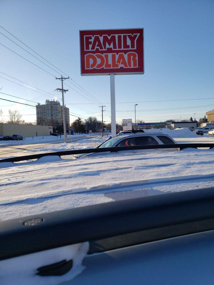 Family Dollar: 2820 Broadway N, Fargo, ND