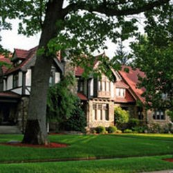 Photo Of Victorian Tudor Inn Bellevue Oh United States Front Yard