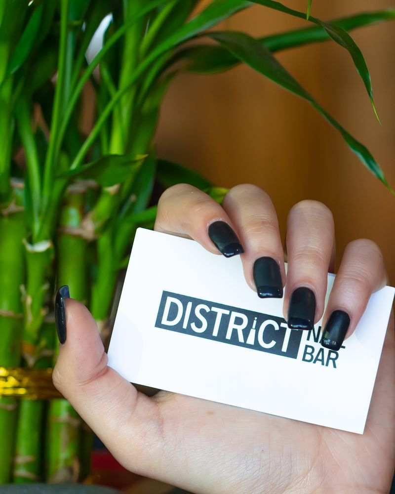 District Nail Bar: 705 S Custer Rd, Allen, TX