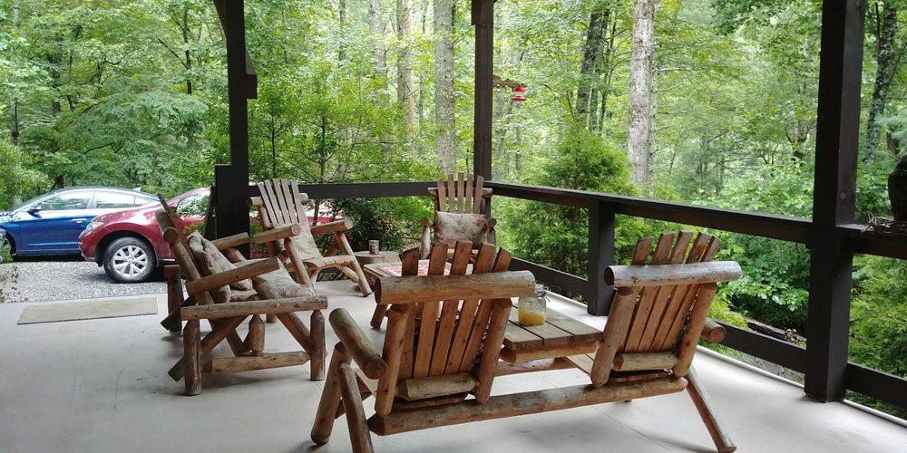 High Frontier Cabins: Robbinsville, NC