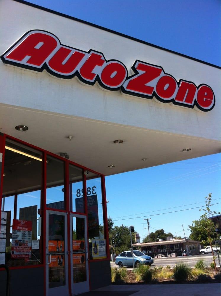 AutoZone - Stockton: 3828 East Main St, Stockton, CA