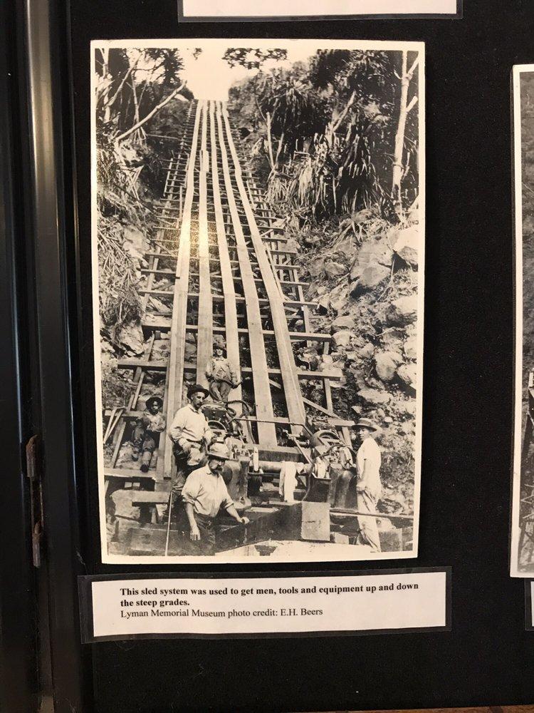 Laupahoehoe Train Museum: 36-2377 Mamalahoa Hwy, Laupahoehoe, HI