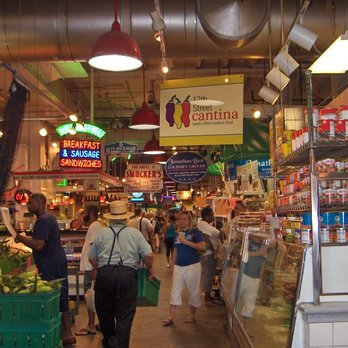 Photo Of Reading Terminal Market Philadelphia Pa United States Inside The