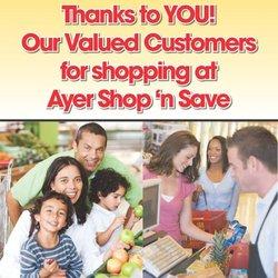 Ayer Shop N Save